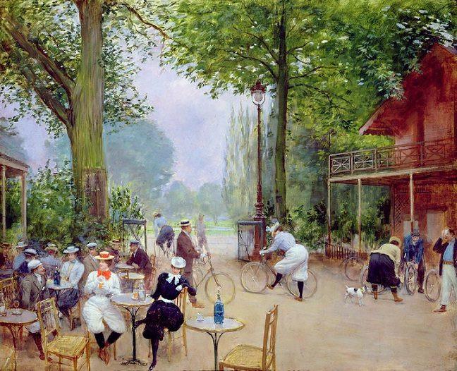 Chalet Du Bois de boulogne (1897)